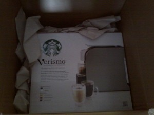 My Verismo that I won by creating a Pinterest board. That's right, bitches. A Pinterest board.